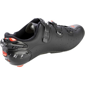 Sidi Wire 2 Carbon Shoes Herre matt black